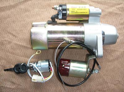 电动自行车,电动三轮车旧电池替代     专用起动电池起动单缸柴油机
