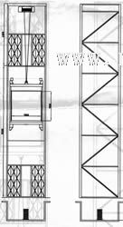 山东移动式升降平台升降货梯配件