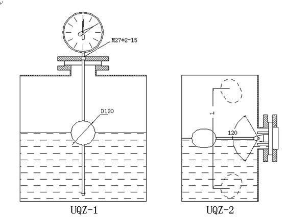 浮球手动自动控制电路图