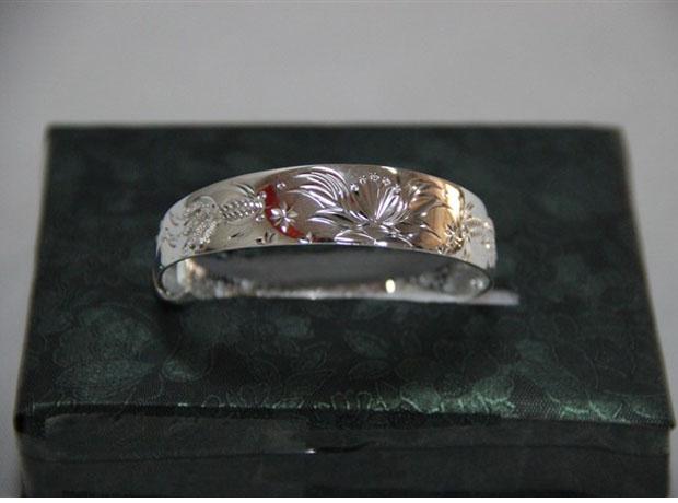 银饰手镯5342