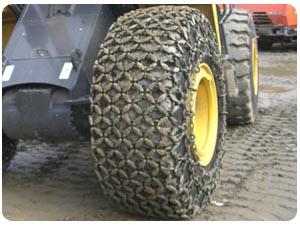 統威23.5-25型輪胎保護鏈