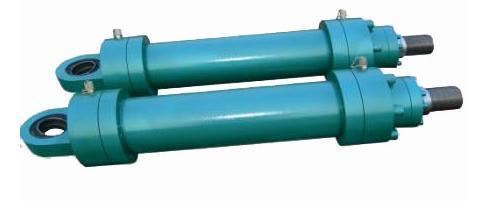 半自动液压油缸/半自动打包机油缸/半自动