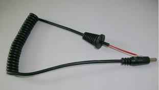 供应弹簧线,环保线,USB线,DC线,充电器线,弯头线,白色线,电源线