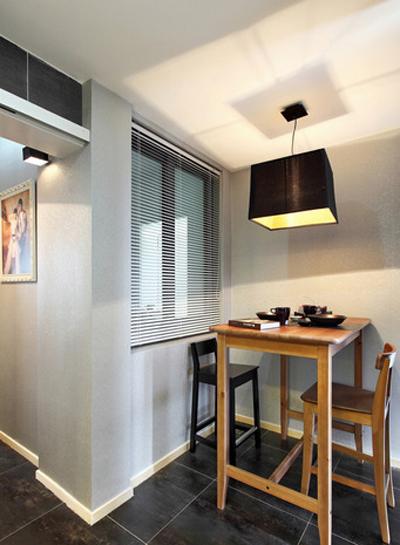 60平米小户型装修实例 家居 企汇网