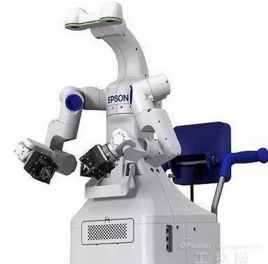 2016年工业机器人制造排名前十名企业榜单_品